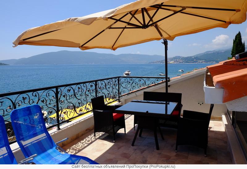 Продаю отель черногория апартаменты особенности